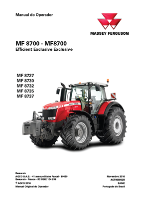 MF8700 - EFFICIENT EXCLUSIVE