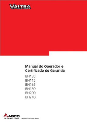 Manual do Operador BH GIII